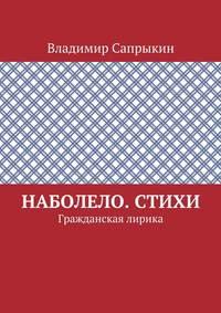 Владимир Сапрыкин - Наболело. Стихи. Гражданская лирика