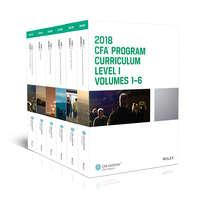 CFA Institute - CFA Program Curriculum 2018 Level I