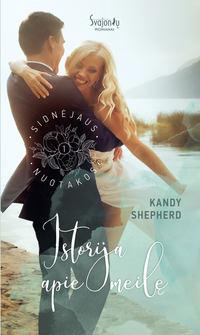 Kandy  Shepherd - Istorija apie meil?
