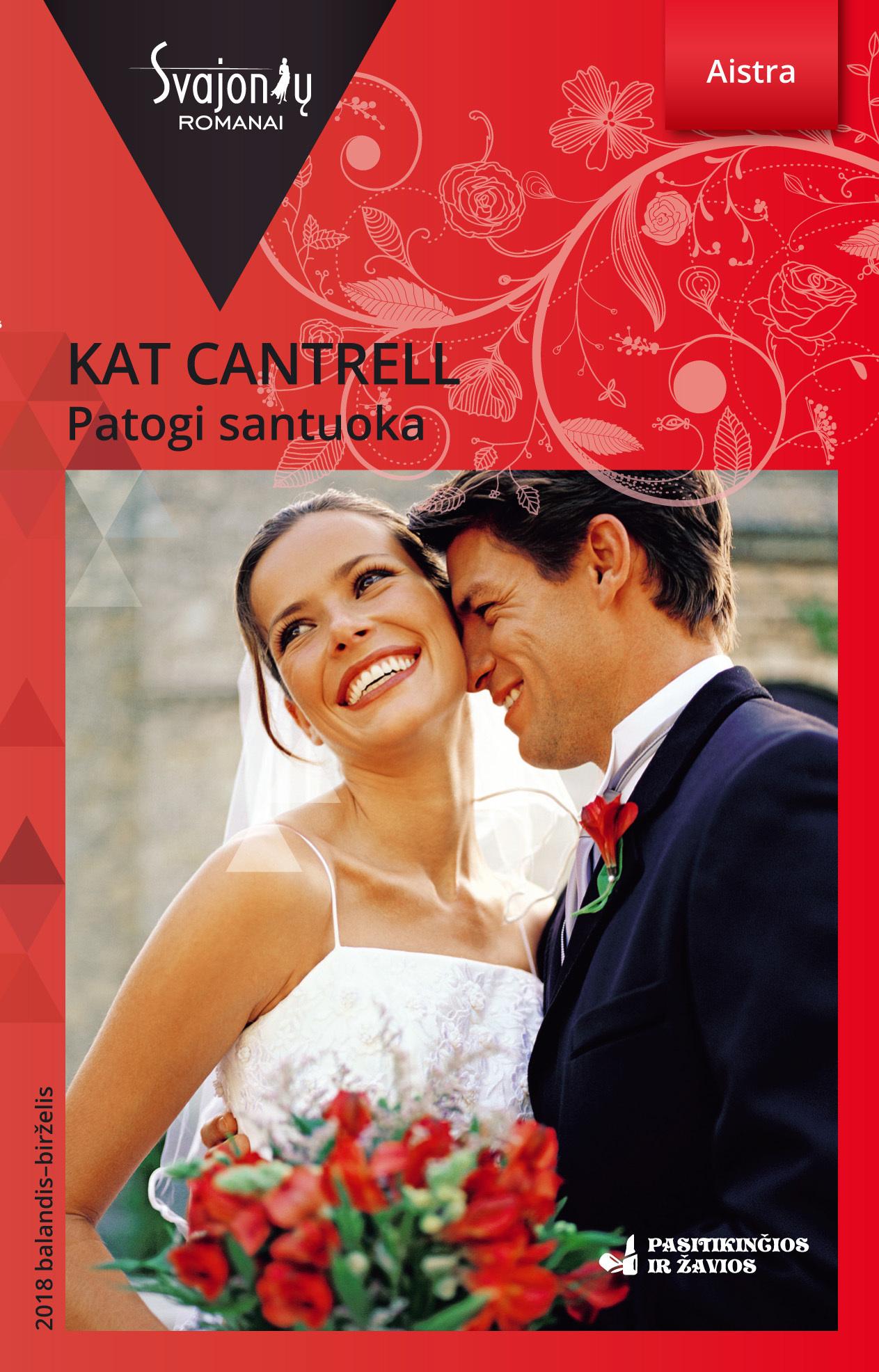 Kat Cantrell Patogi santuoka