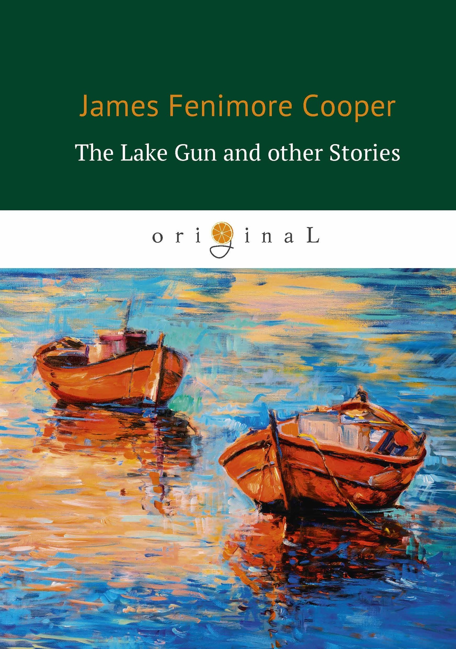 Джеймс Фенимор Купер The Lake Gun and other Stories пальто alix story alix story mp002xw13vur