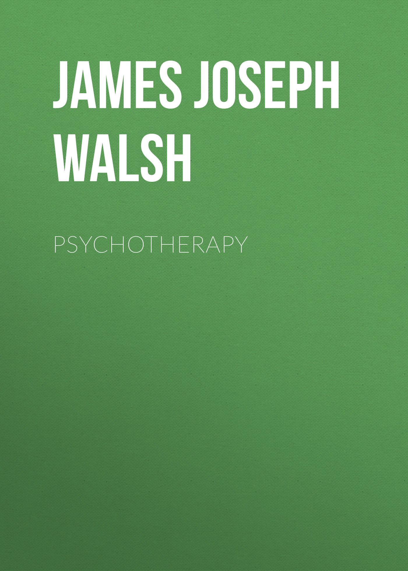 James Joseph Walsh Psychotherapy harriet wadeson art psychotherapy