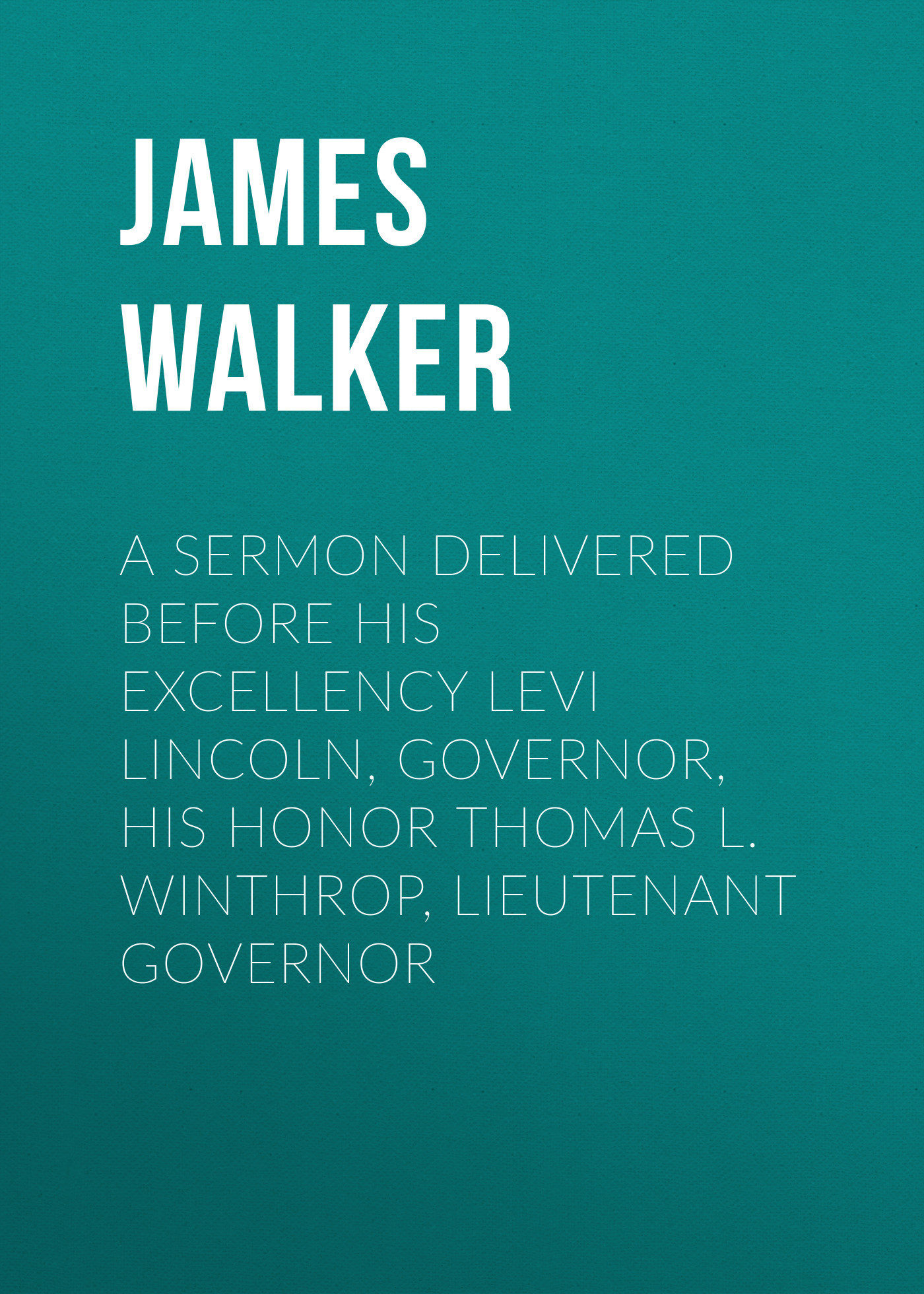 James Walker A Sermon Delivered before His Excellency Levi Lincoln, Governor, His Honor Thomas L. Winthrop, Lieutenant Governor dc motor pump pwm stepless variable speed governor switch speed governor high efficiency 20a 9v 60v