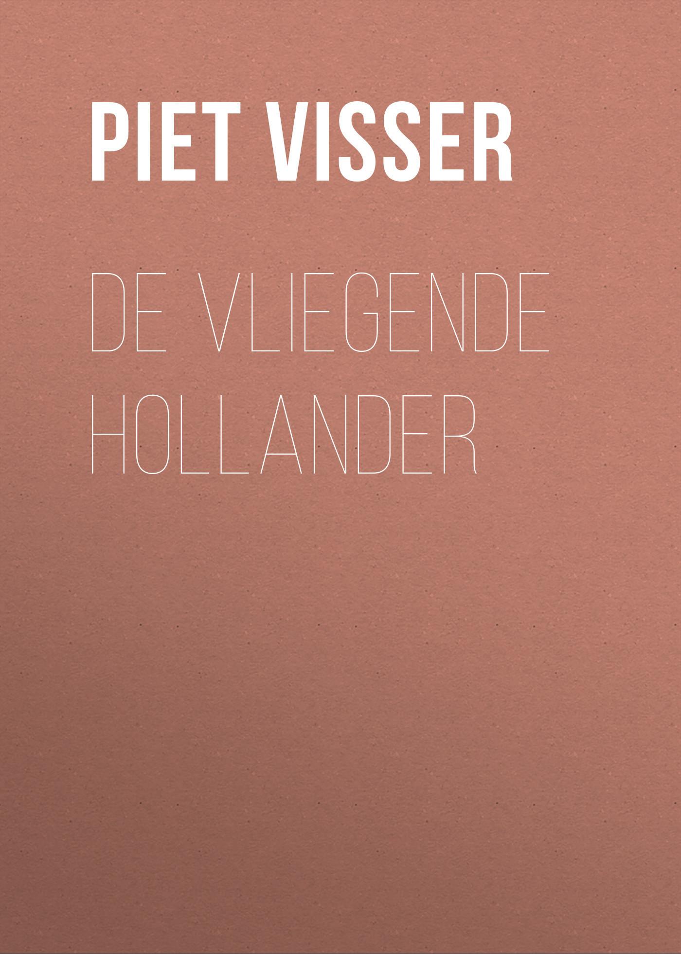 Piet Visser De vliegende Hollander jp a calosse piet mondrian
