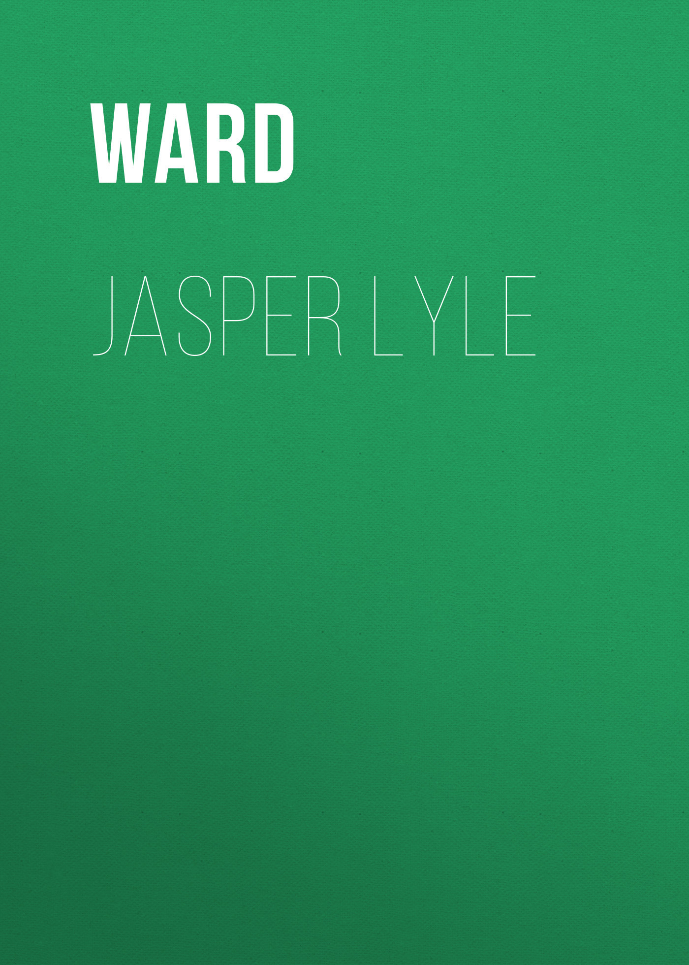 Ward Jasper Lyle watch and ward