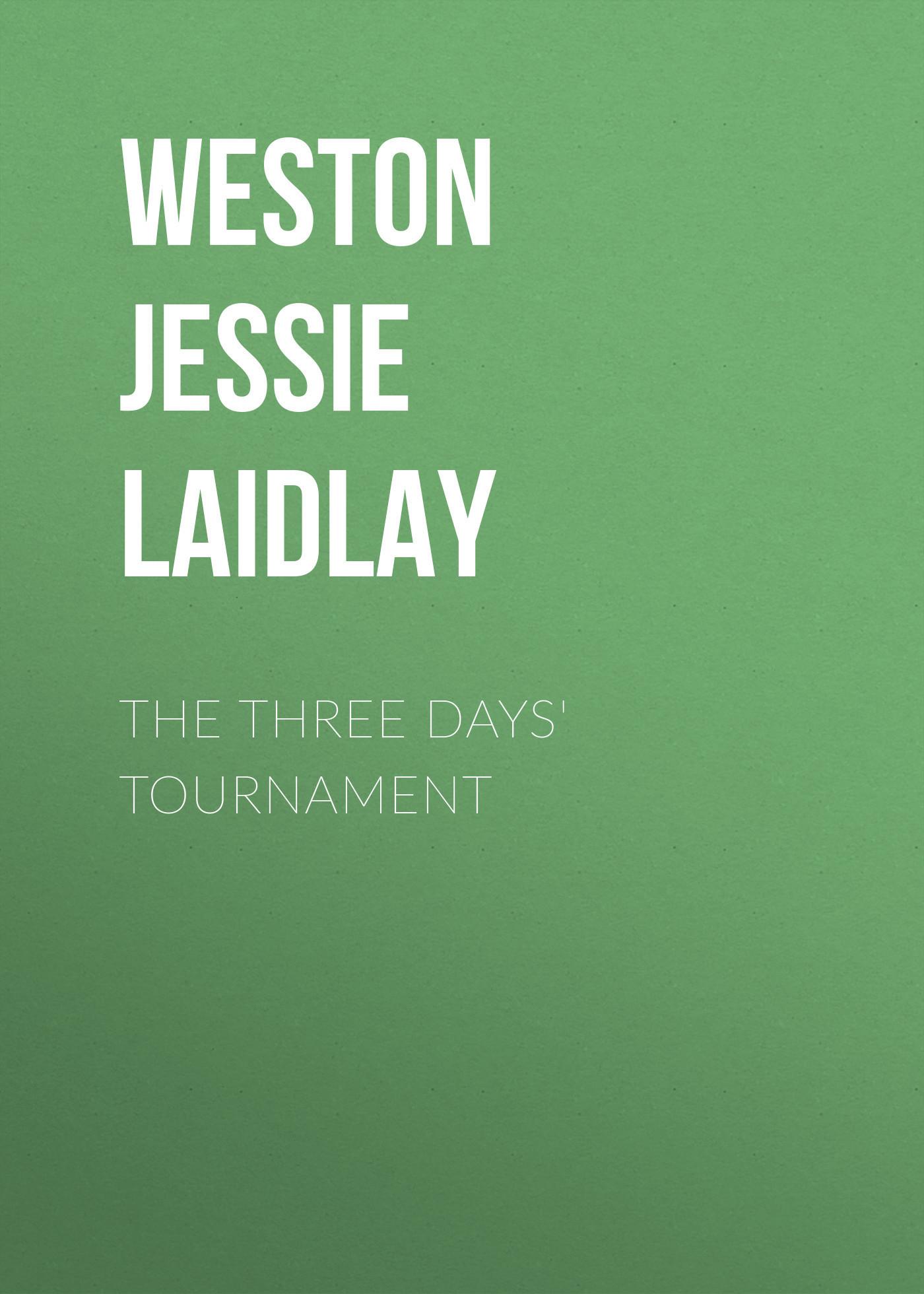 Weston Jessie Laidlay The Three Days' Tournament jessie j barcelona