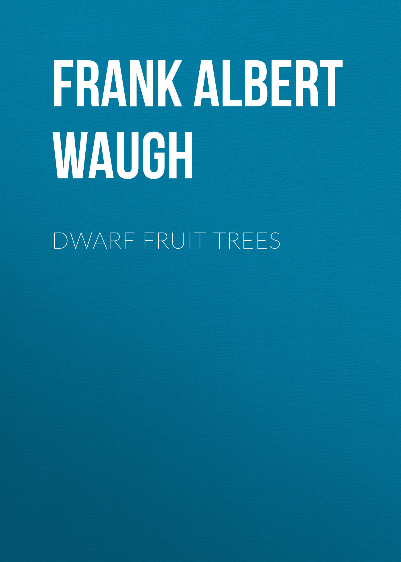 Frank Albert Waugh Dwarf Fruit Trees kate outdoor forest fotografico photo painted backdrops broken wooden chair autumn photography background with fruit trees