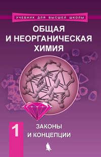 Е. В. Савинкина - Общая и неорганическая химия. Том 1. Законы и концепции