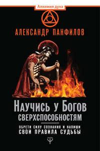 Александр Панфилов - Научись у Богов сверхспособностям. Обрети силу сознания и напиши свои правила судьбы