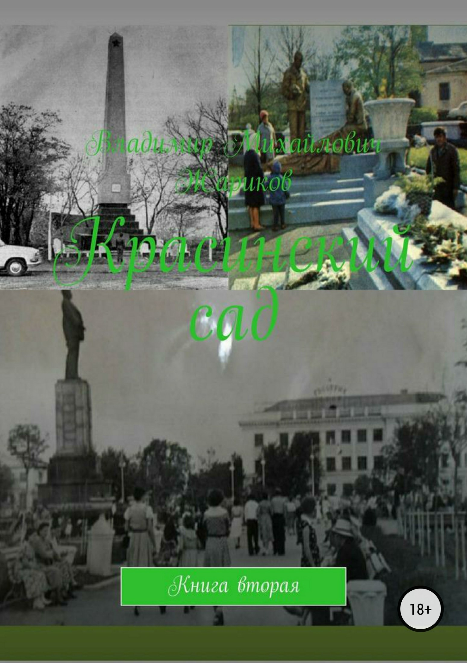 Владимир Михайлович Жариков Красинский сад. Книга 2 монитор г шахты