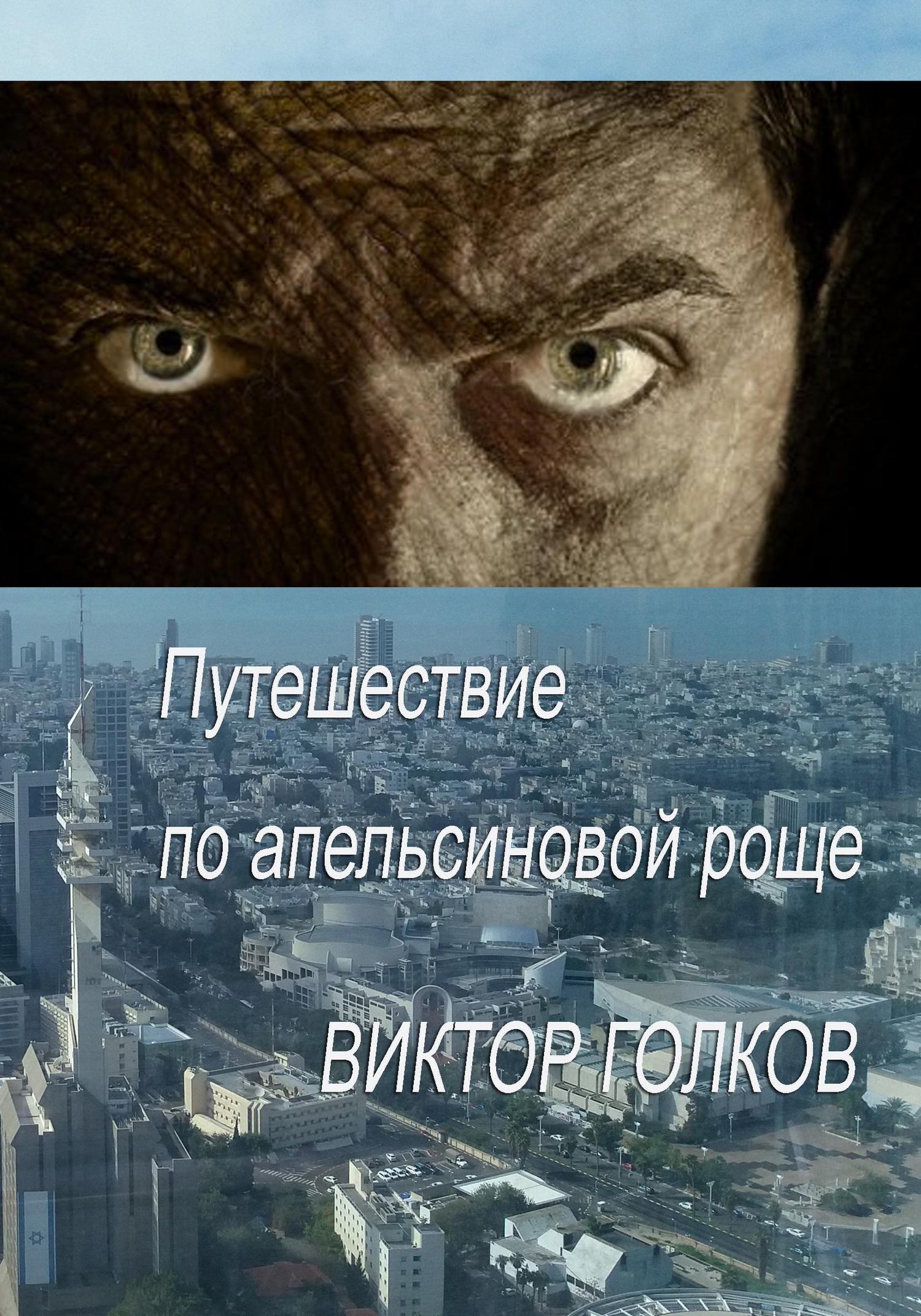 Обложка книги Путешествие по апельсиновой роще, автор Виктор Голков