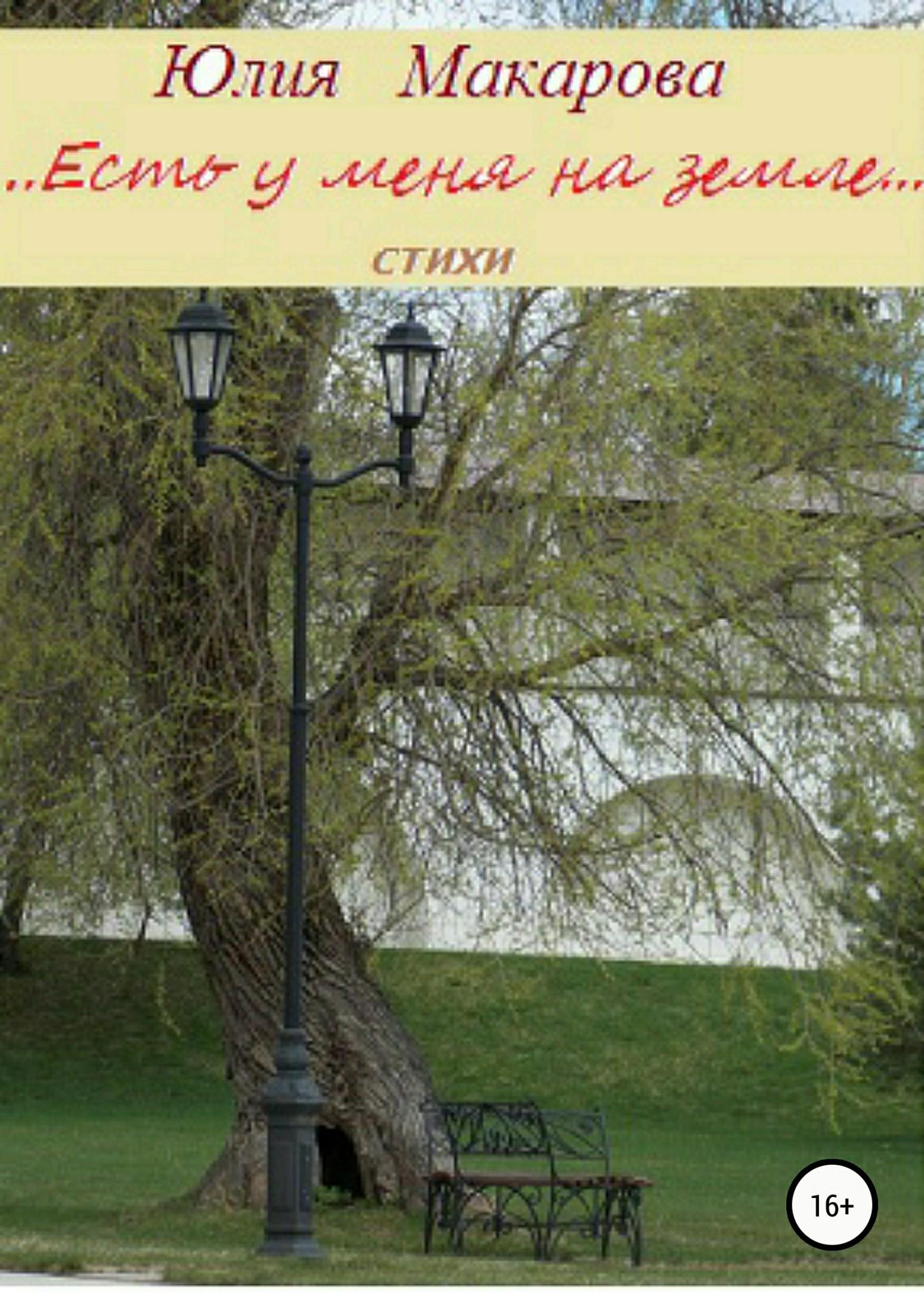 Юлия Макарова Есть у меня на земле… Сборник стихотворений 100 стихотворений о природе