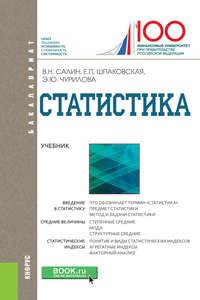 Э. Ю. Чурилова - Статистика