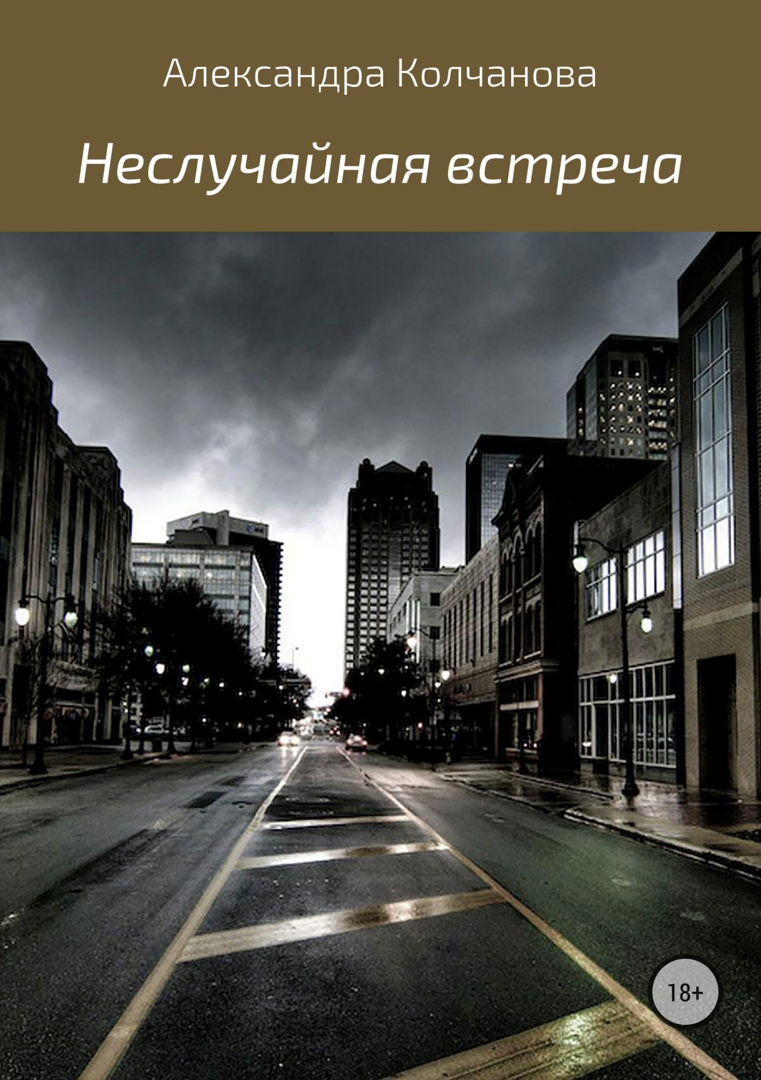Александра Колчанова Неслучайная встреча