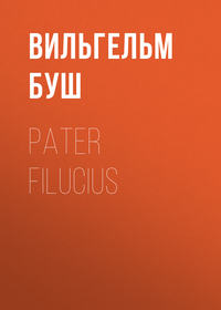 Вильгельм Буш - Pater Filucius