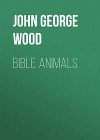 John George Wood - Bible Animals