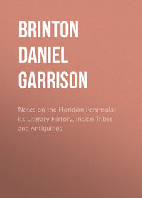 - Notes on the Floridian Peninsula; its Literary History, Indian Tribes and Antiquities