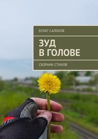 Булат Салихов - Зуд в голове. Сборник стихов
