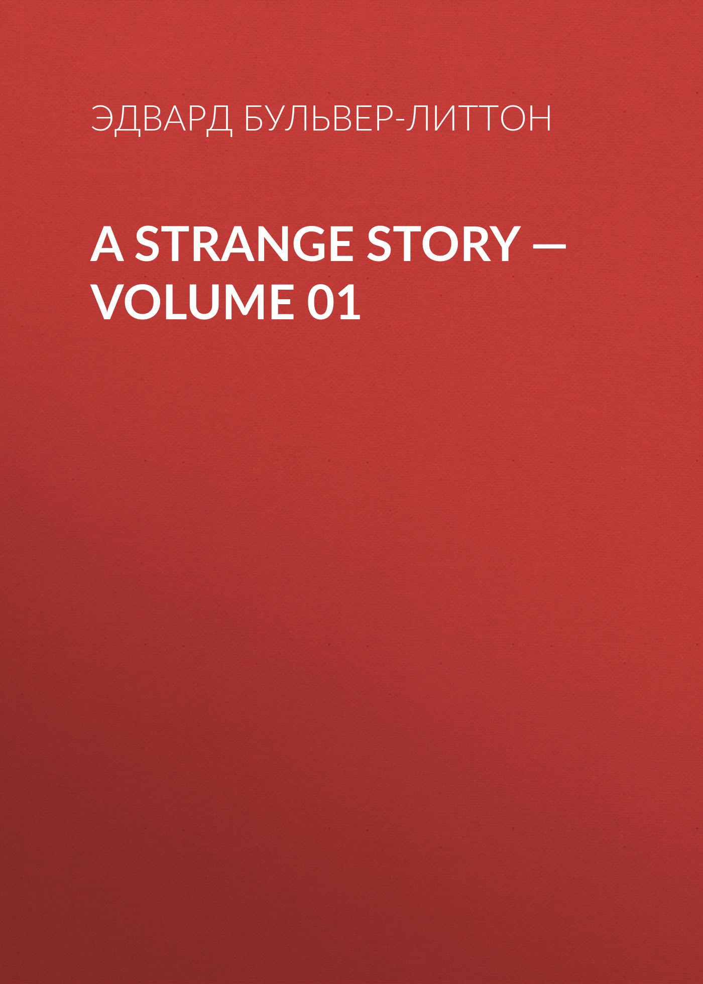 A Strange Story — Volume 01