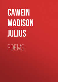 Cawein Madison Julius - Poems