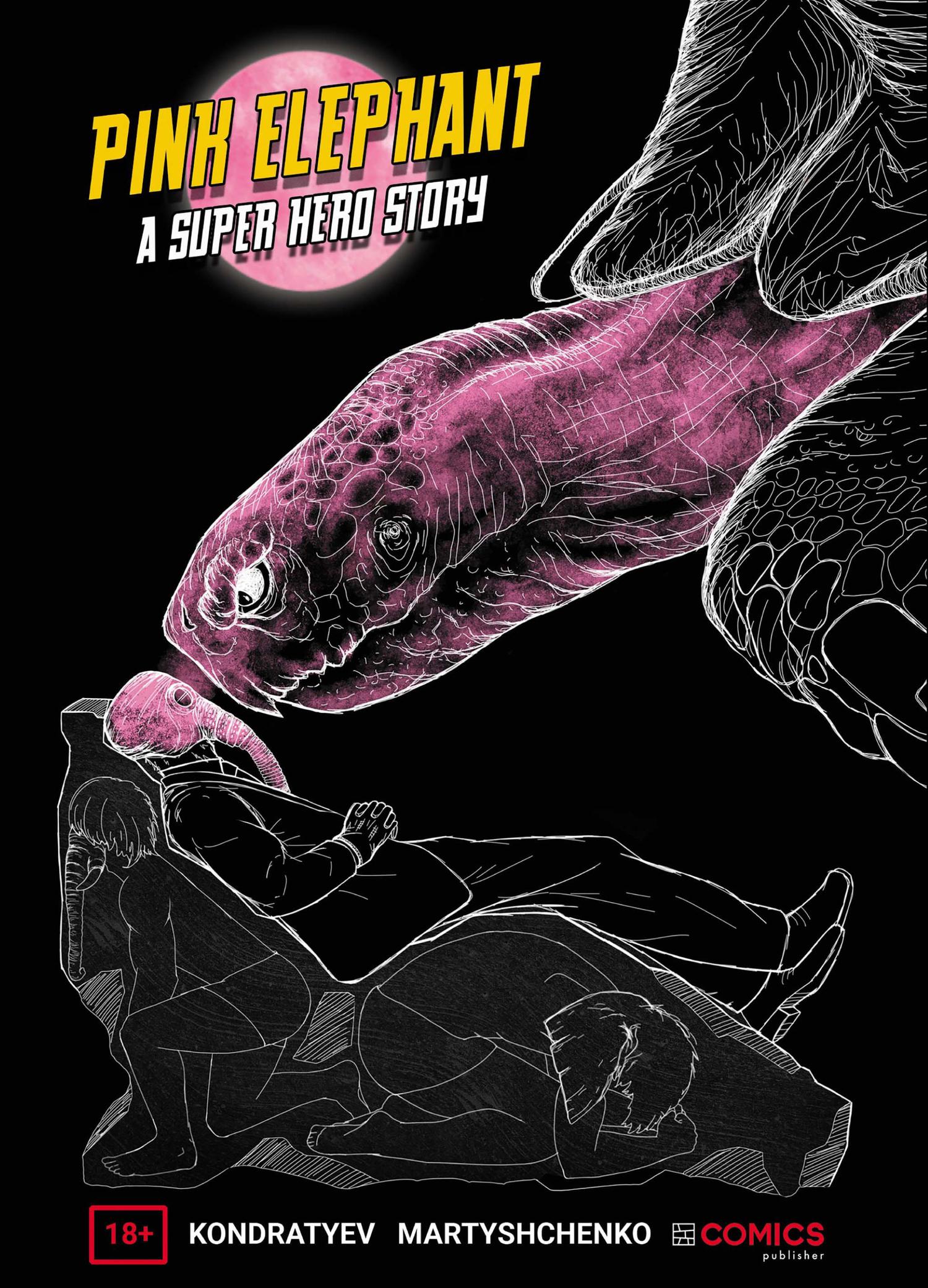 Pink Elephant – A Superhero Story. Глава 3