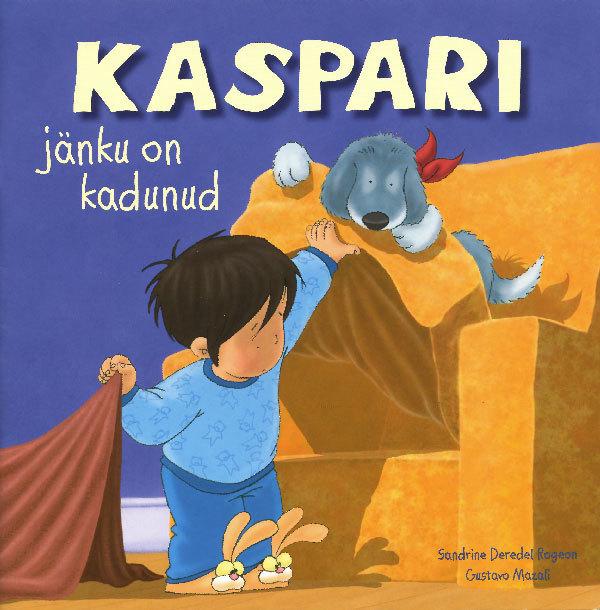 Kaspari jänku on kadunud
