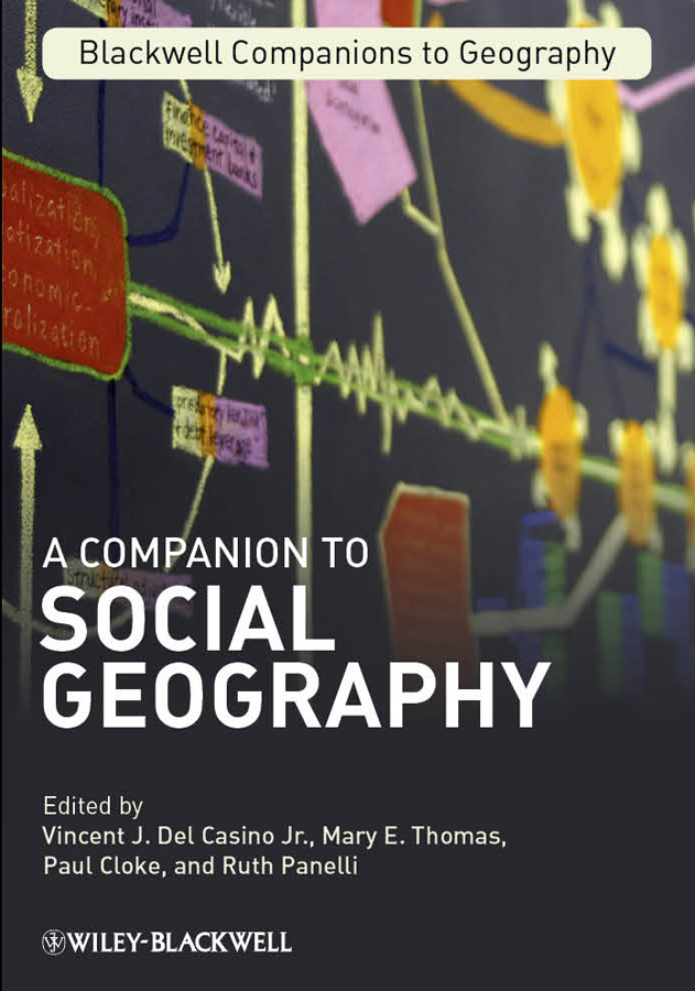 Фото - Paul Cloke A Companion to Social Geography lewis a coser the functions of social conflict