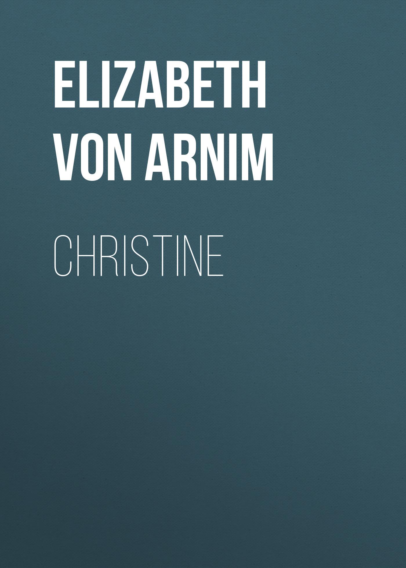 Christine/