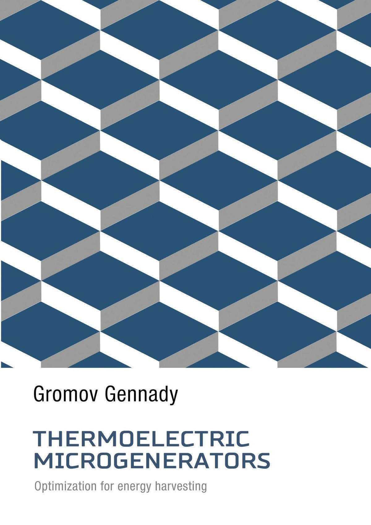 Gennady Gromov Thermoelectric Microgenerators. Optimization for energy harvesting household rainwater harvesting ponds in ethiopia
