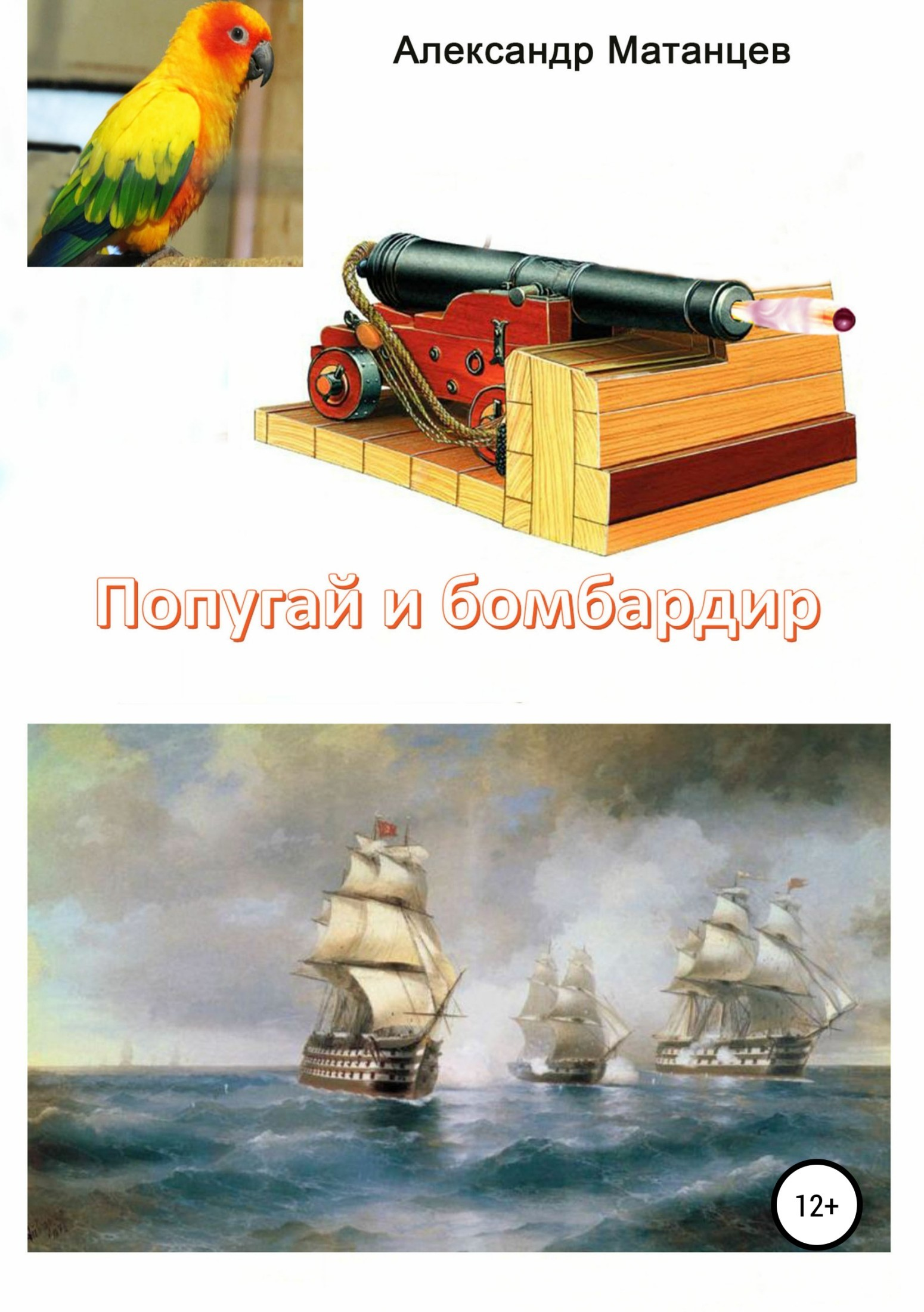Александр Матанцев - Попугай и бомбардир