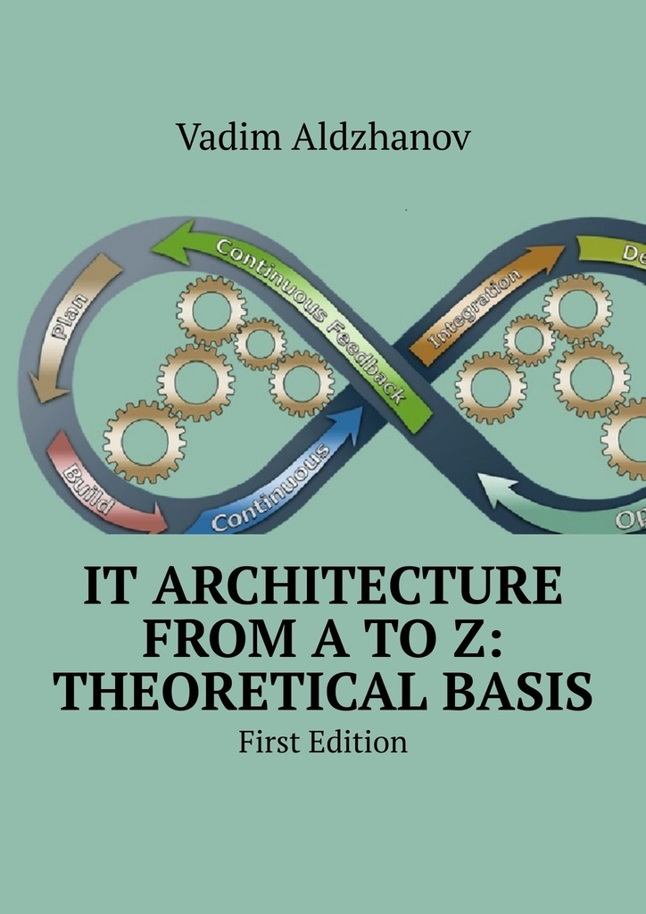 IT Architecture from A to Z: Theoretical basis. First Edition