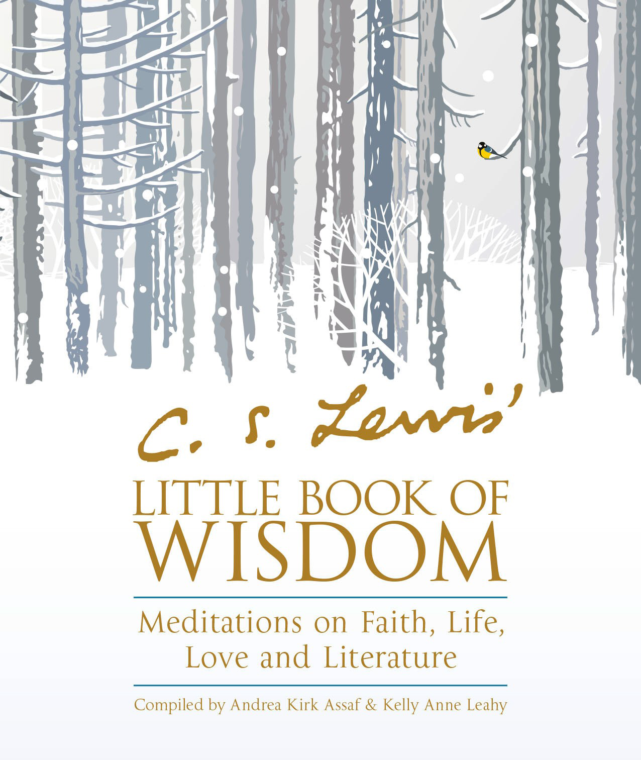 Andrea Assaf, Kelly Leahy - C.S. Lewis' Little Book of Wisdom: Meditations on Faith, Life, Love and Literature