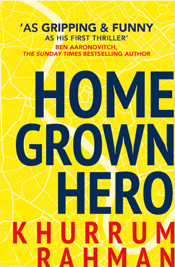 Homegrown Hero: A funny and addictive thriller for fans of Informer
