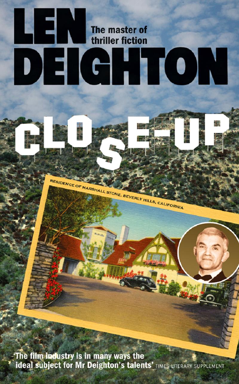 Len Deighton - Close-Up