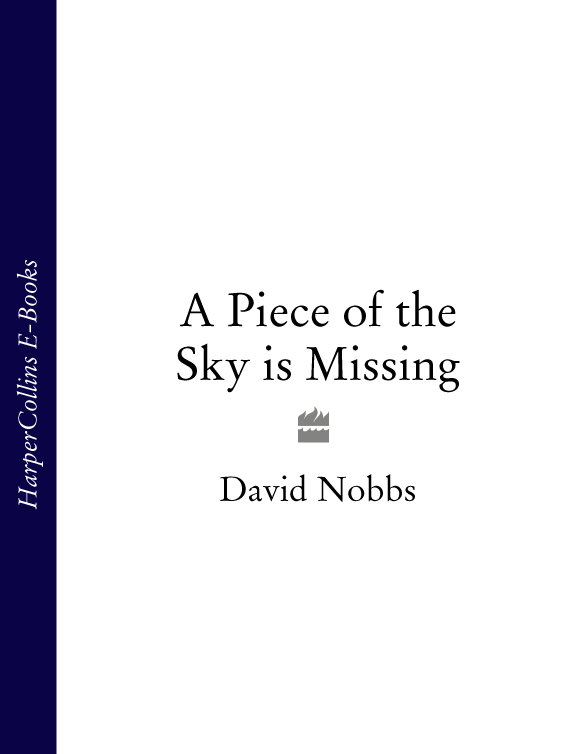 A Piece of the Sky is Missing