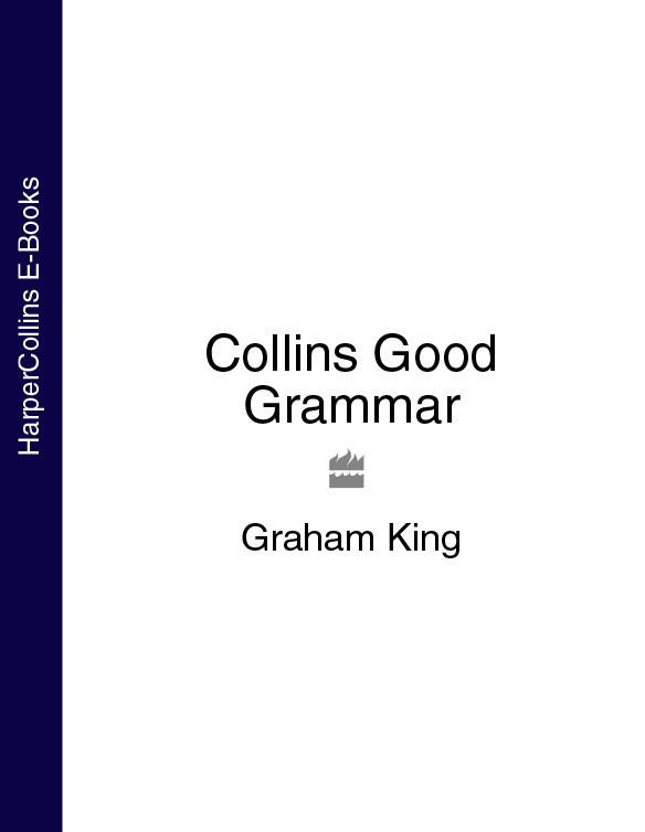 Collins Good Grammar