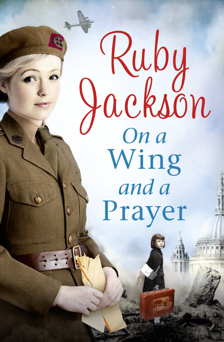 Ruby Jackson - On a Wing and a Prayer