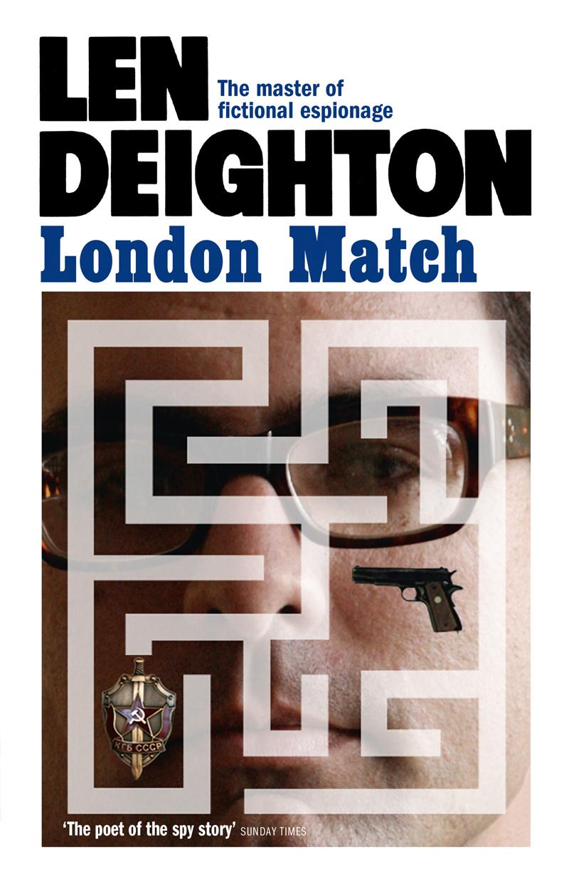 Len Deighton - London Match