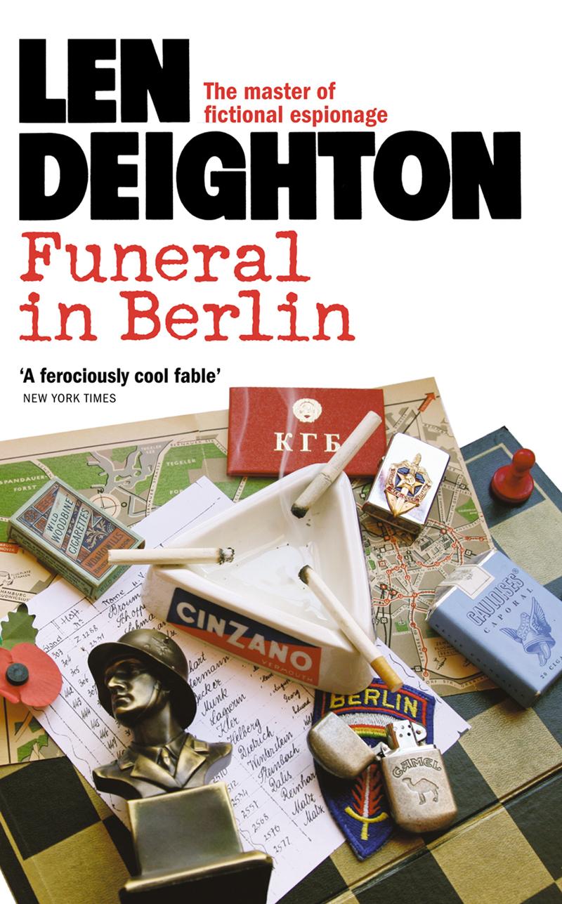 Len Deighton - Funeral in Berlin