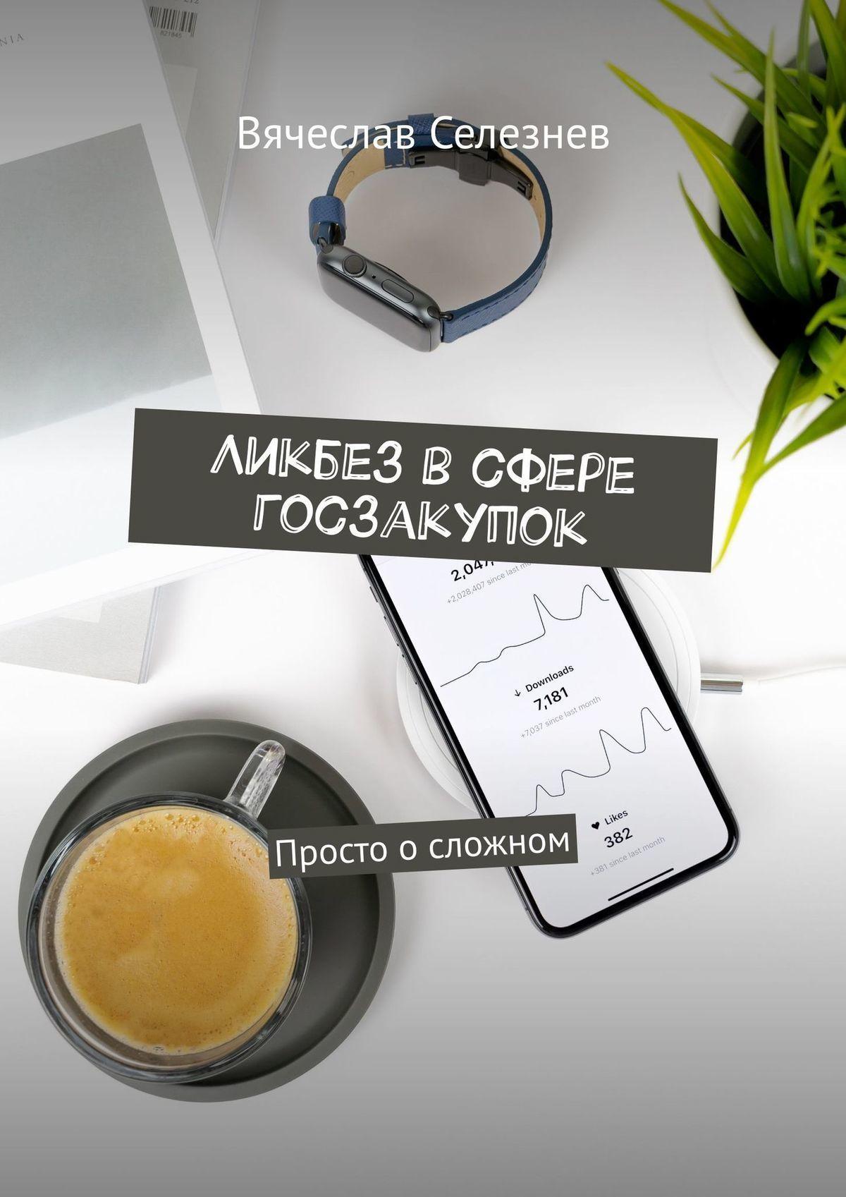 Вячеслав Селезнев - Ликбез в сфере госзакупок. Просто осложном