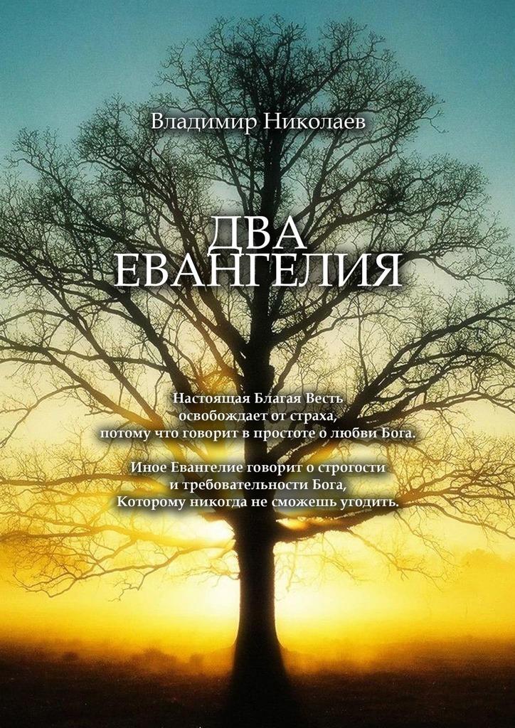 Владимир Николаев - Два Евангелия. Современные и вечные проблемы христианства, отношений человека и Бога