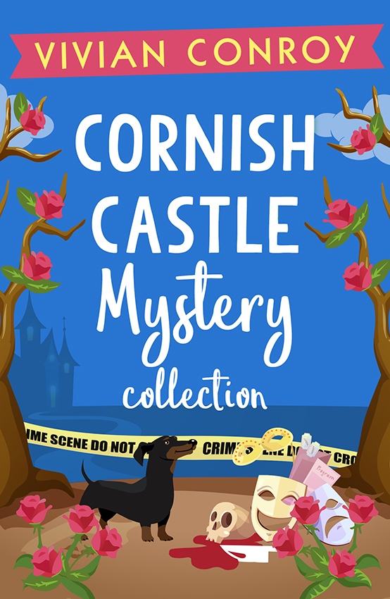 Cornish Castle Mystery Collection: Tales of murder and mystery from Cornwall