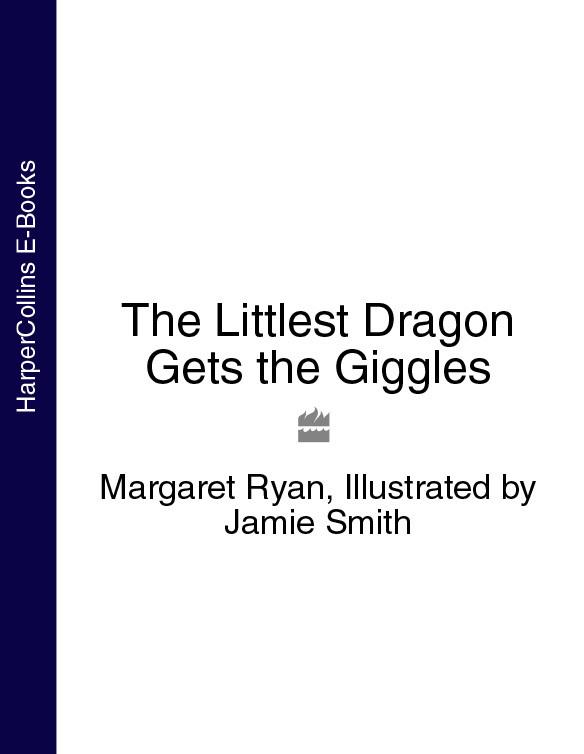 The Littlest Dragon Gets the Giggles